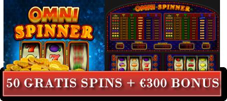 Mutiplayer gokkast bij omnislots casino