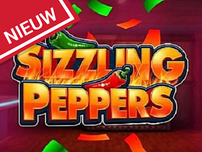 Sizzling pepper gokkast nieuw